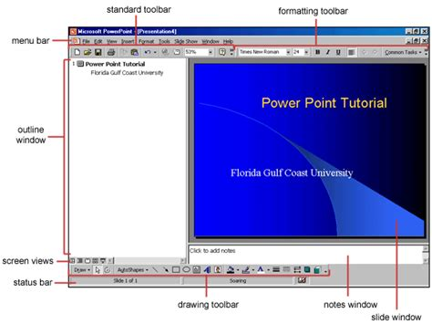 layout view of power point slides uncle jim s web designs and tutorials javascripts dhtml