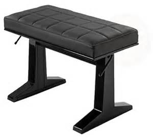 modern piano bench concert hydraulic modern polished piano bench for