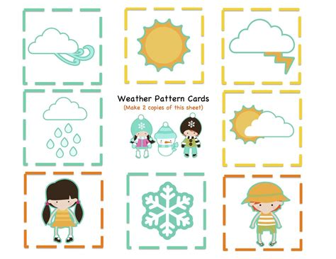 weather pattern activities weer lesidee 235 n on pinterest het weer weather and flashcard