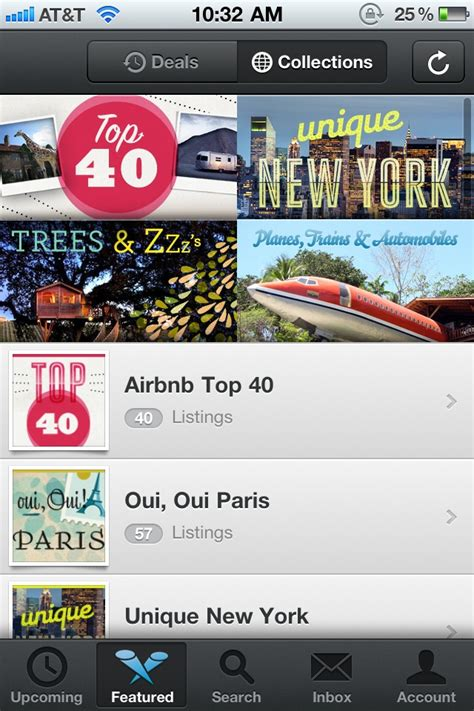 airbnb native navigation airbnb design patterns pttrns