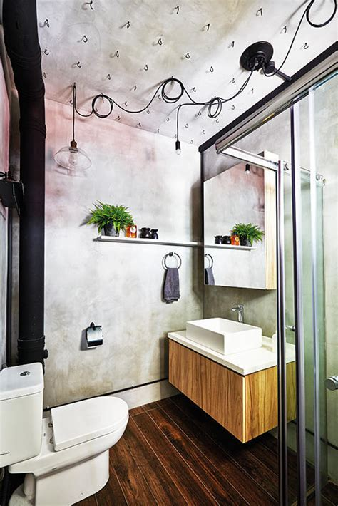 Bathtub Singapore Hdb by 7 Simple But Modern Hdb Flat Bathroom Designs Home