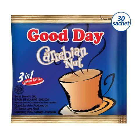 Day Mocacinno Isi 30 Sachet jual day kopi carribean nut bag 30 sachet 20 gram