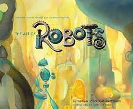 awn books the art of robots book review animation world network