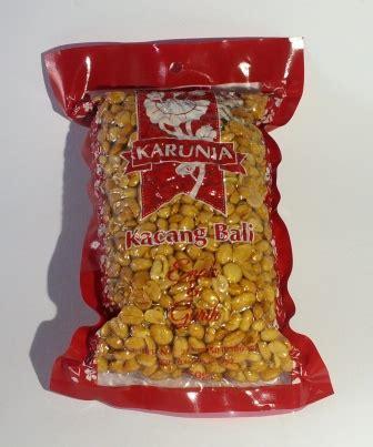 Karunia Kacang Bali Manis by Jual Kacang Bali Karunia Kemasan Merah Gurih Manis 450g