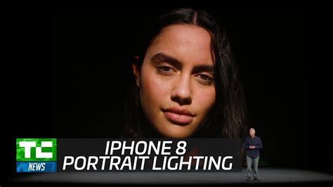 iphone 8 portrait lighting apple iphone 8 portrait lighting lets mobile photographers