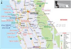 california state capitol museum usa map facts history