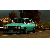 GOM TEAM  VW Golf MK2 Car Mods