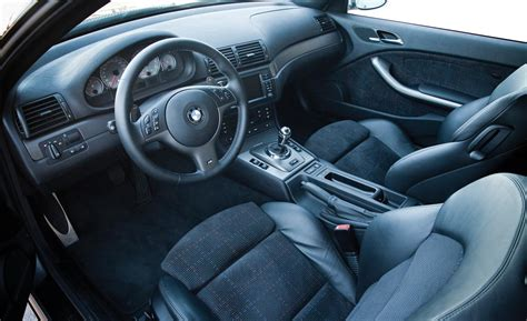 Bmw E46 Interior car and driver