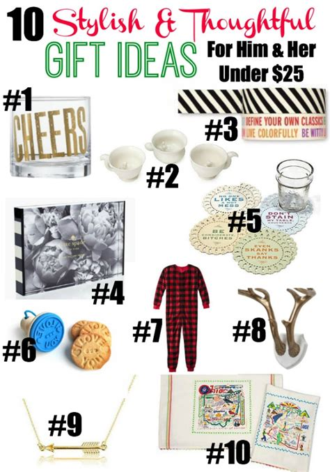 thoughtful gift ideas for him gifts design ideas marvelous