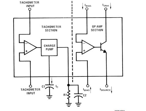 integrated circuit design questions integrated circuit lm2907 schematic critique electrical engineering stack exchange