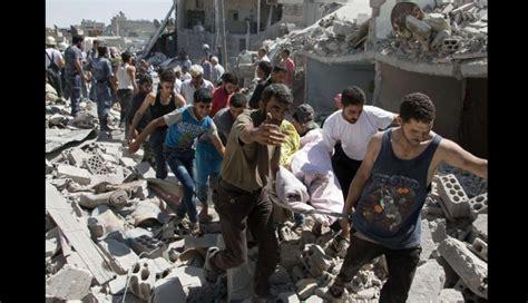 imagenes fuertes guerra en siria estados unidos ataca siria diplom 225 tico ruso advierte de