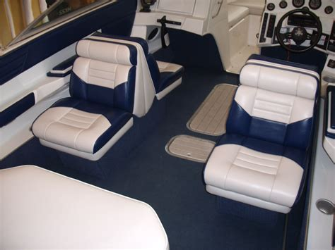 new boat chairs boat interiors sun decks boat seats covers canopy