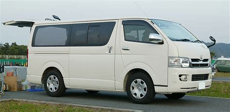 Hawaii Toyota Toyota Hi Ace Picture 8 Reviews News Specs Buy Car