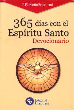 365 das con el 8428536619 365 dias con el espiritu santo libreria catolica la inmaculada
