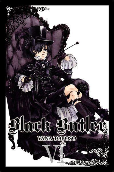 Black Butler Volume 13161717 Yana Toboso black butler volume 6 by yana toboso paperback barnes