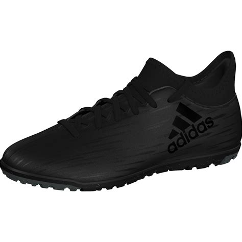 adidas x16 3 tf j black indoor soccer shoes s79582 ebay
