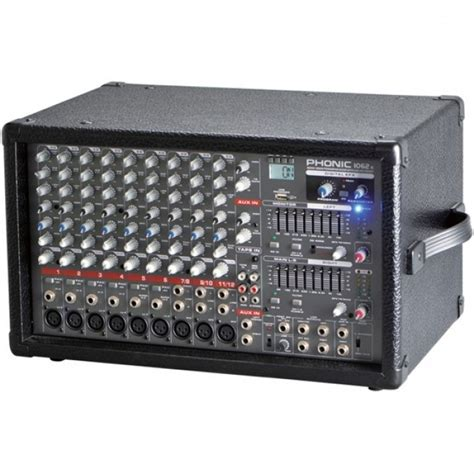 Power Mixer Soundbest 8ch Js 8d Power Mixing mixer con power powerpod1062r power mixer mixer audio pro