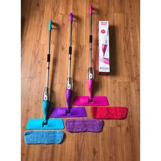 Stainless Spray Mop Bolde X Tra spray mop bolde ultima spray mop mini stainless bolde original pel semprot spraymop murah 1