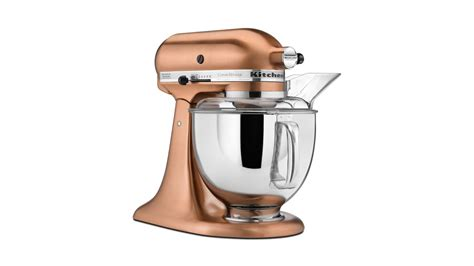 Satin Copper Kitchenaid Mixer by Frompo Home Page