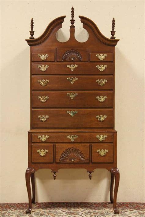 antique tall boy dresser sold councill georgian vintage high boy tall chest on
