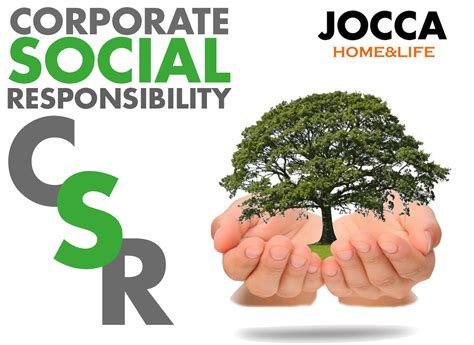 corporate responsibility jocca corporate social responsibility days jocca