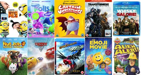 best new on dvd new dvd releases november december 2017