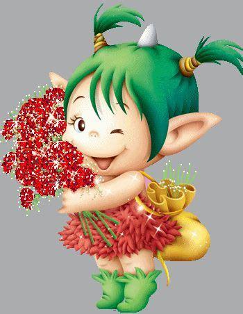 imagenes de duendes infantiles dibujos infantiles de hongos con duendes y hadas buscar