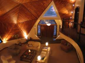 pics photos geodesic dome homes interior coming home tell the world