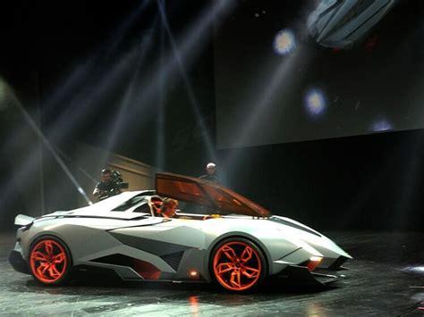 Lamborghini Egoista On The Road Lamborghini Egoista Lamborghini Egoista 2 Hr Image At