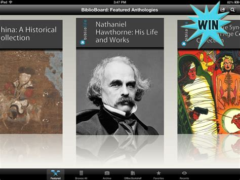 Itunes Gift Card History - win a 10 itunes gift card to unlock pieces of history in biblioboard