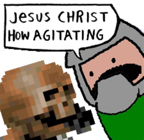 Jesus Christ How Horrifying Meme - jesus christ how agitating jesus christ how horrifying