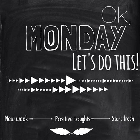 Positive Quotes Memes - quote ok monday let s do this new week positive