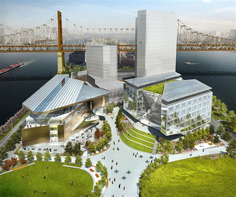 Cornell Tech Nyc Mba by Design Principles For Nyc S Sixth Borough The