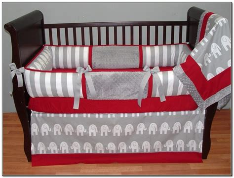 baby boy crib bumper bedroom design crib bumper with elephant pictures for