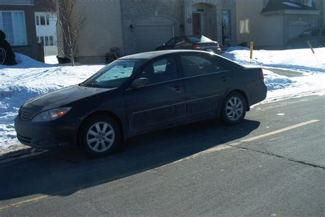 2004 Toyota Xle 2004 Toyota Camry Xle Owners Manual