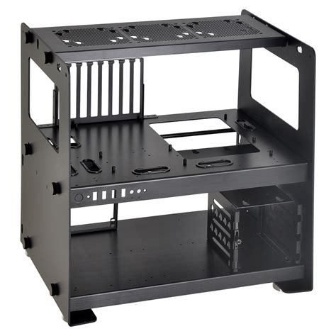 bench pc case lian li modular pc t80 test bench announced modders inc