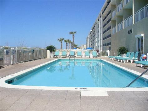 Backyard Pools Fort Walton View Of The Hotel S Pool R To And Small Bar
