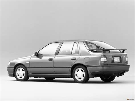 95 Nissan Pulsar Pictures Of Nissan Pulsar 5 Door N14 1990 95 2048x1536