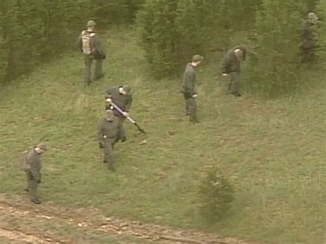 Creek County Warrant Search Investigators Search Farm Near Where Pike County Killings