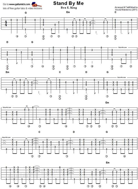 tutorial fingerstyle doraemon doraemon guitar tabs 187 music sheets chords tablature and