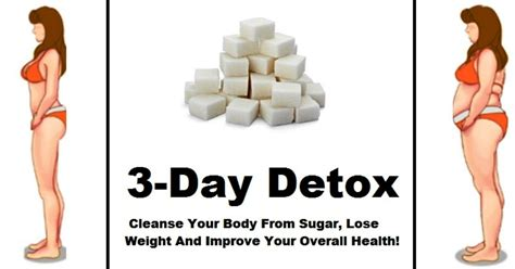 Twitching Day 3 Detox At Eat Bananas by 3 Day Detox Plan To Cleanse Your From Sugar