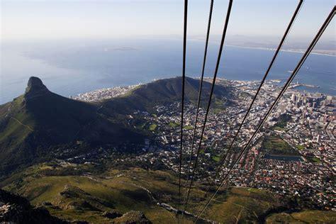 take a day trip to table mountain cape town radisson