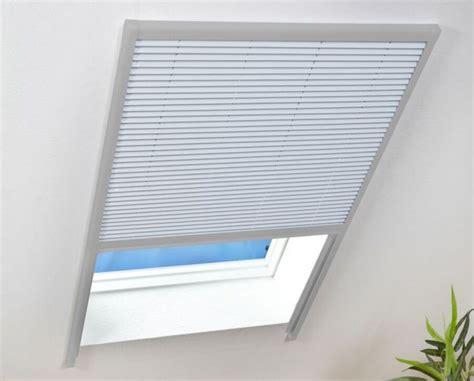 sonnenschutz f 252 r dachfenster plissee alu rahmen - Dachfenster Plissee
