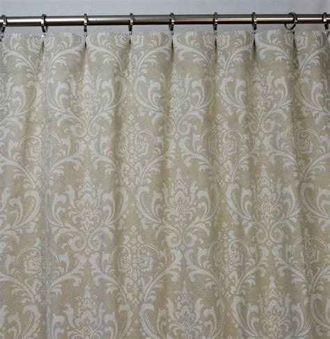 ivory damask curtains 31 best images about curtains on pinterest damask