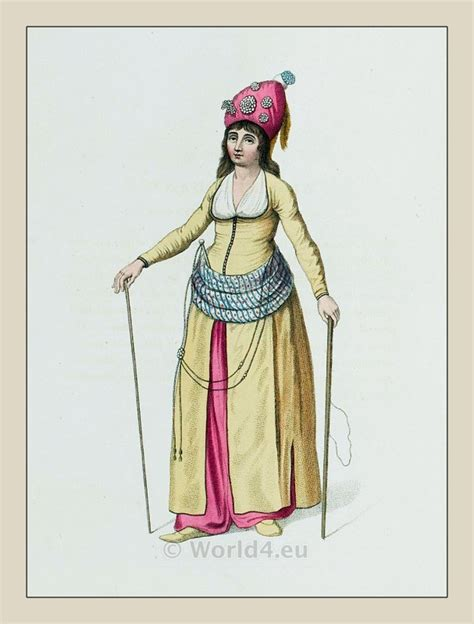 ottoman empire clothing the costume of turkey ottoman empire officials and