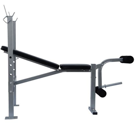 leg extension bench soozier incline weight bench with leg extension aosom ca