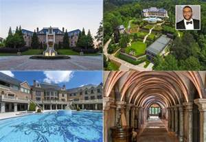 Spanish Style Ranch Homes tyler perry lists atlanta mega mansion for 25 million