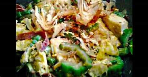 Parutan Irisan Sedang Ad 1277k resep goya churu tumis pare khas okinawa jepang oleh pfx cookpad