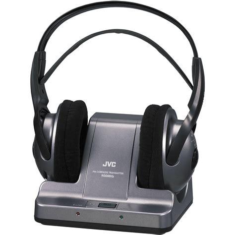 Headset Jvc jvc ha w600rf wireless stereo headphones ha w600 rf b h photo