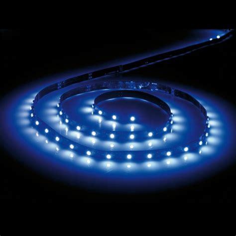 Dc Led Light Strips Lighting 1 Metre 12v Dc Led Single Colour Led Light Blue At Uk Electrical